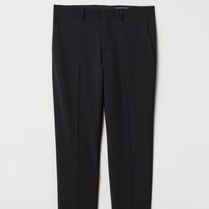 H&M black trouser dress pants
